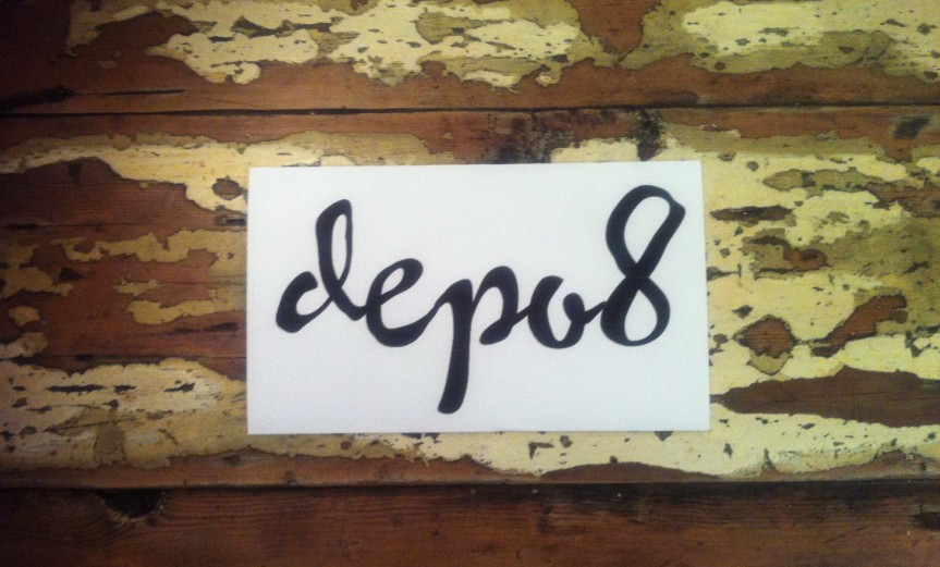 depo8_03_birth of a logo