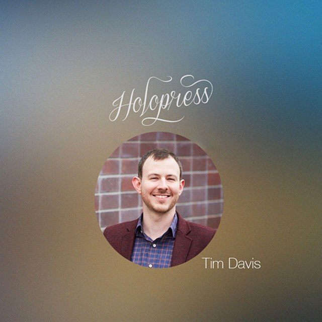 Warm welcome to Tim from #holopress it's a pleasure to be working with you  #graphicdesign #logodesign #websitedesign #depo8 #coworking #prahran #melbourne #entrepreneurs