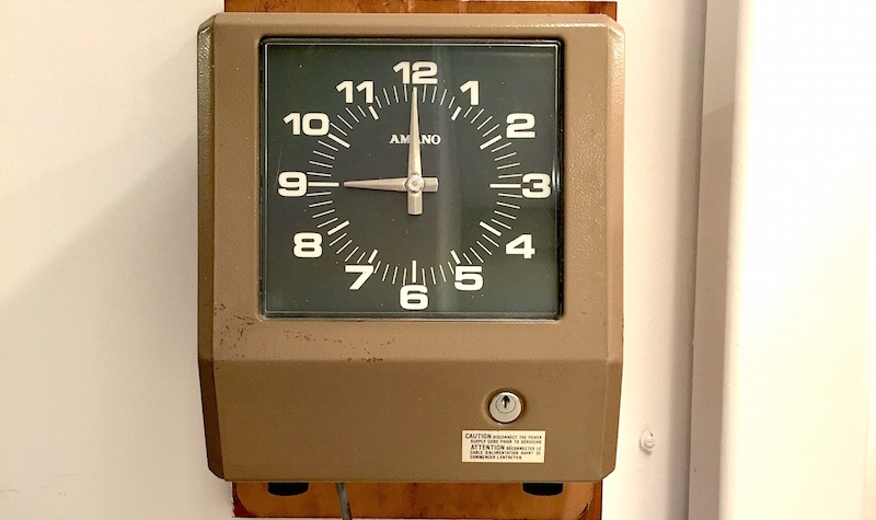Time Clock FEAT